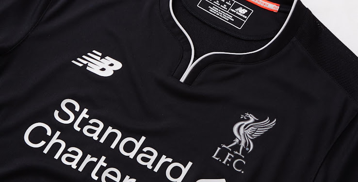 more photos 6801e fc6b0 Liverpool 16-17 Away Kit Released - Leaked Soccer Cleats