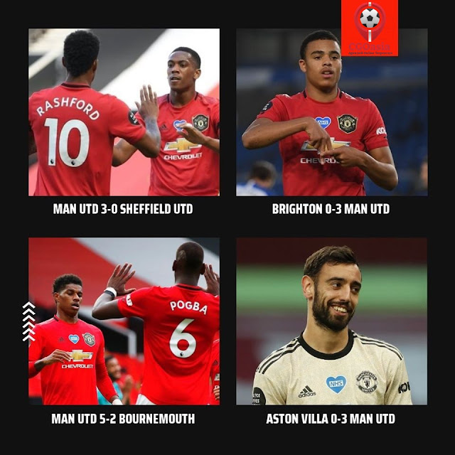 Manchester United masih kokoh dan berlari kencang - Rumahsport.com