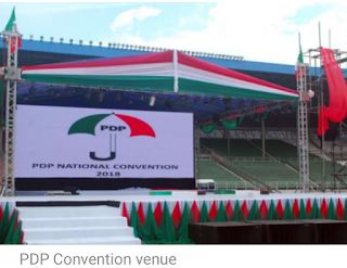 Just in: PDP doing everything they can to damage the foundation of the country - Presidency