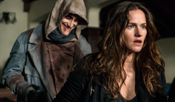 Van Helsing - Episode 2.05 - Save Yourself - Sneak Peek, Promotional Photos & Synopsis