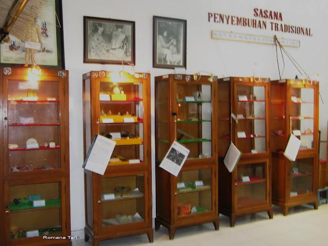 museum santet kental aura mistis dan menyeramkan