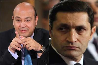 علاء مبارك يشتبك  بالفاظ مع عمرو أديب للمرة  الثالته على تويتر (فيديو)