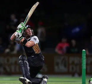 Brendon McCullum 56* - New Zealand vs Bangladesh Only T20I 2010 Highlights