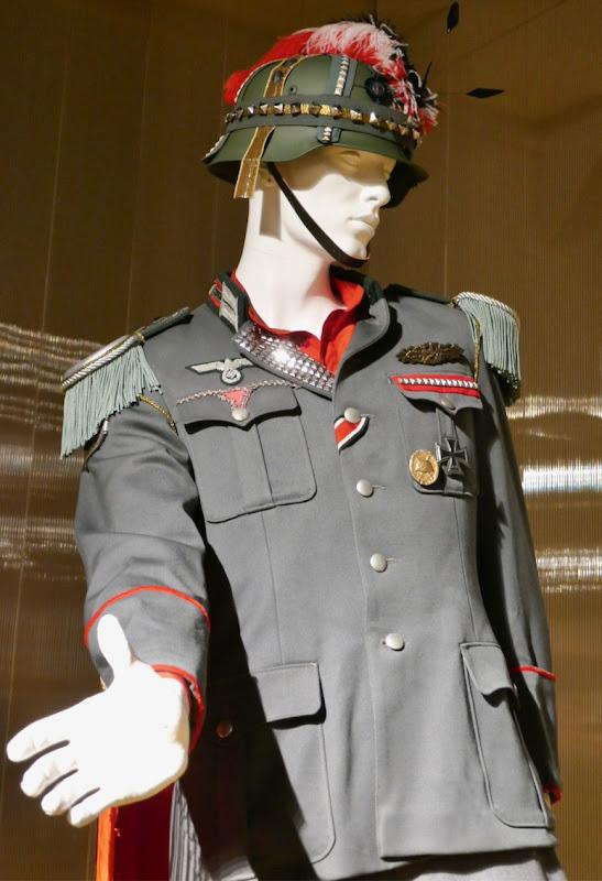 Sam Rockwell Jojo Rabbit Captain Klenzendorf costume