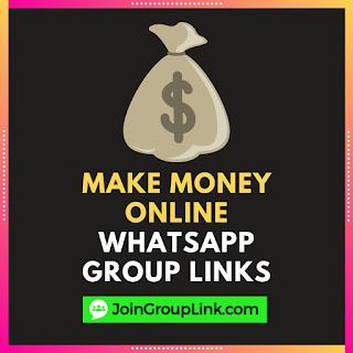 Online Earn Money WhatsApp Group Links