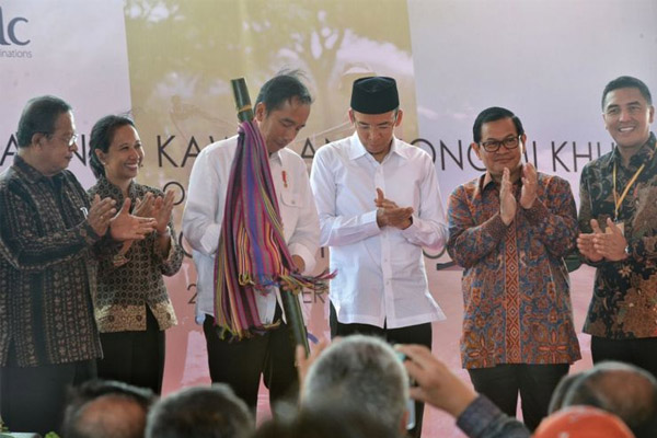SBY Resmikan Mandalika 2011, Kenapa Jokowi Bilang 29 Tahun Tak Selesai?