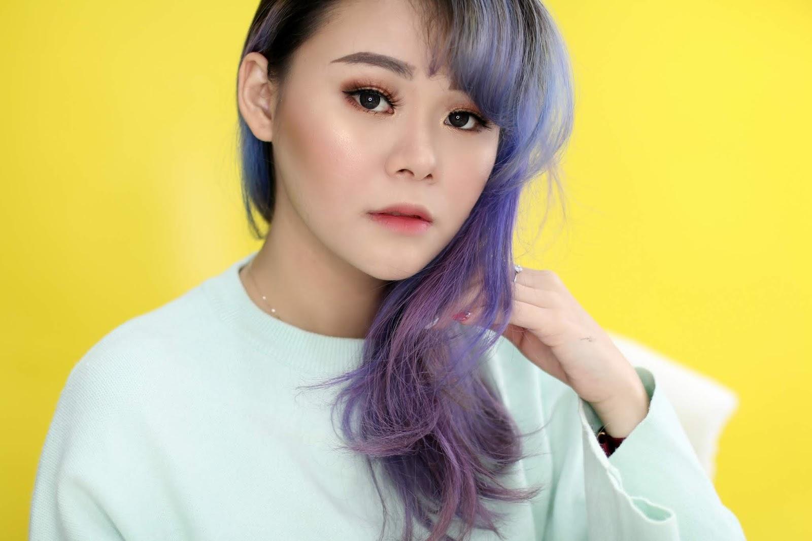 makeup tutorial, makeup, jean milka, indonesia beauty blogger, indo beauty gram, soft natural makeup, natural makeup, minuet palette tutorial