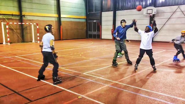 roller evry gymnase essonne 91 club association