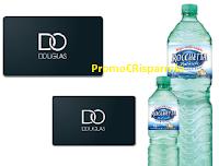 Logo Concorso ''Rocchetta - la tua amica per la pelle'' : vinci 200 Gift Card Douglas da 100 euro