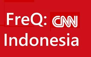 Frekuensi CNN Indonesia Terbaru Di Satelit Telkom 4