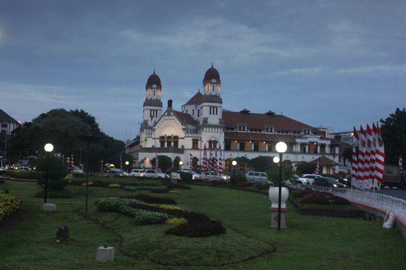Lawang Sewu, The House Of A Thousand Doors