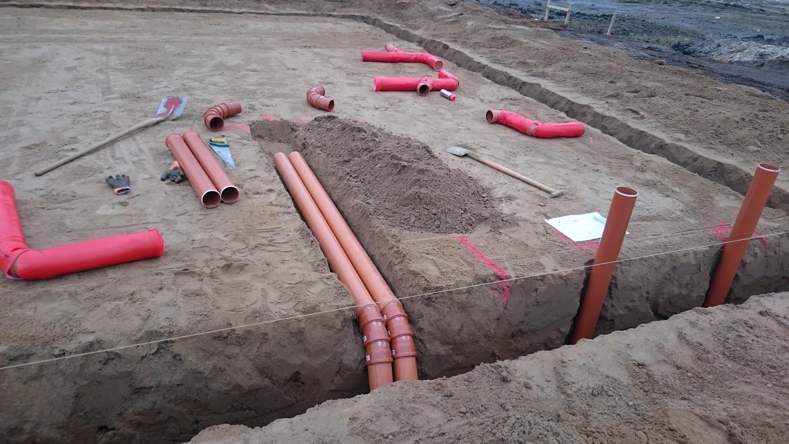 stadtvilla  elmenhorst fundamentsohle teil