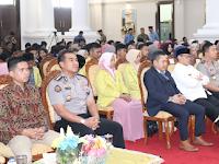Kapolda Banten Irjen Pol Drs Tomsi Tohir Hadiri FGD dalam rangka Hari Sumpah Pemuda