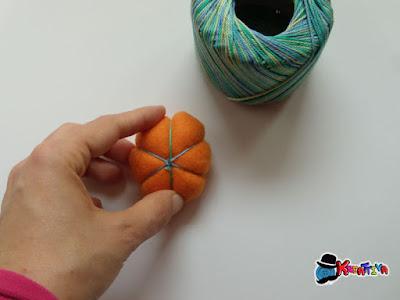 come creare spicchi di zucca