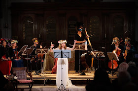The Marriage of the Northern Star at the Brighton Early Music Festival in 2018