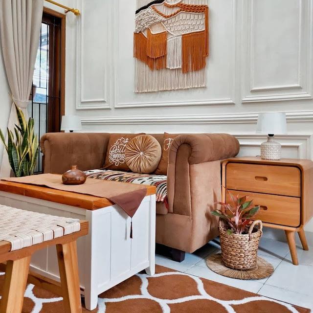 Model Sofa Minimalis Ruang Tamu Mewah Terbaru
