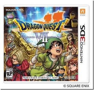 Rom Dragon Quest VII Fragments of the Forgotten Past 3DS