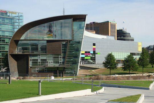 Kiasma Art Museum, Helsinki