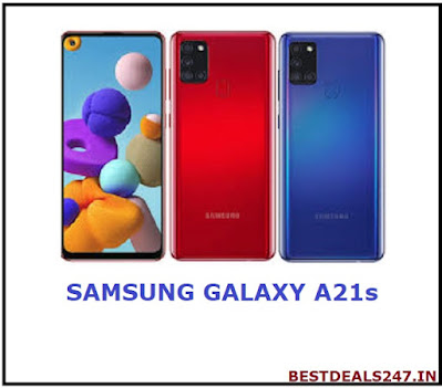 Samsung Galaxy A21s Launched in India