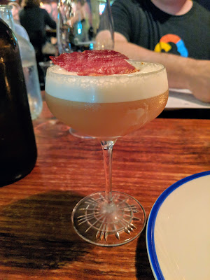 What to eat in Melbourne: Bacon sour at Meatmaiden