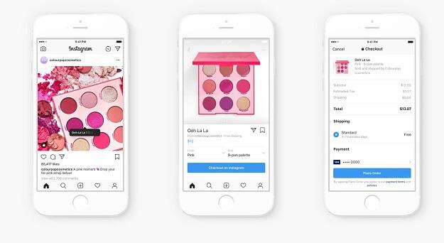 إنستغرام تعلن عن طريقة جديدة للتسوق عبر تطبيقها
