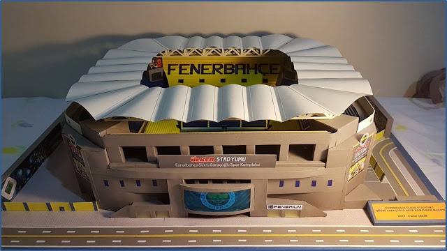 Fenerbahce-Sukru-Saracoglu-Stadyumu-Maketi
