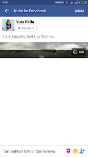 Facebook 360 derajat