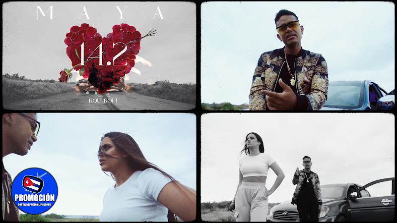 MAYA - ¨Me obligaste a engañarte¨ - Videoclip - Director: Rou Roff. Portal Del Vídeo Clip Cubano. Música cubana. Cuba.