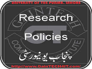 Download Policies Related to Research & Development Programs of HEC