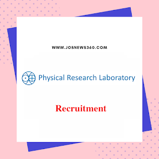 PRL Recruitment 2019 for Junior Personal Assistant