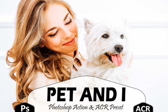 10 Pet and I [Photoshop][Actions][Ps Preset][5916916]
