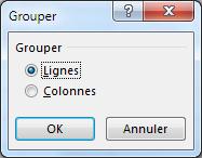 Fenêtre Grouper