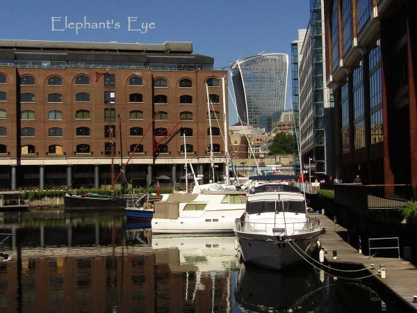 2016 St Katharine Dock