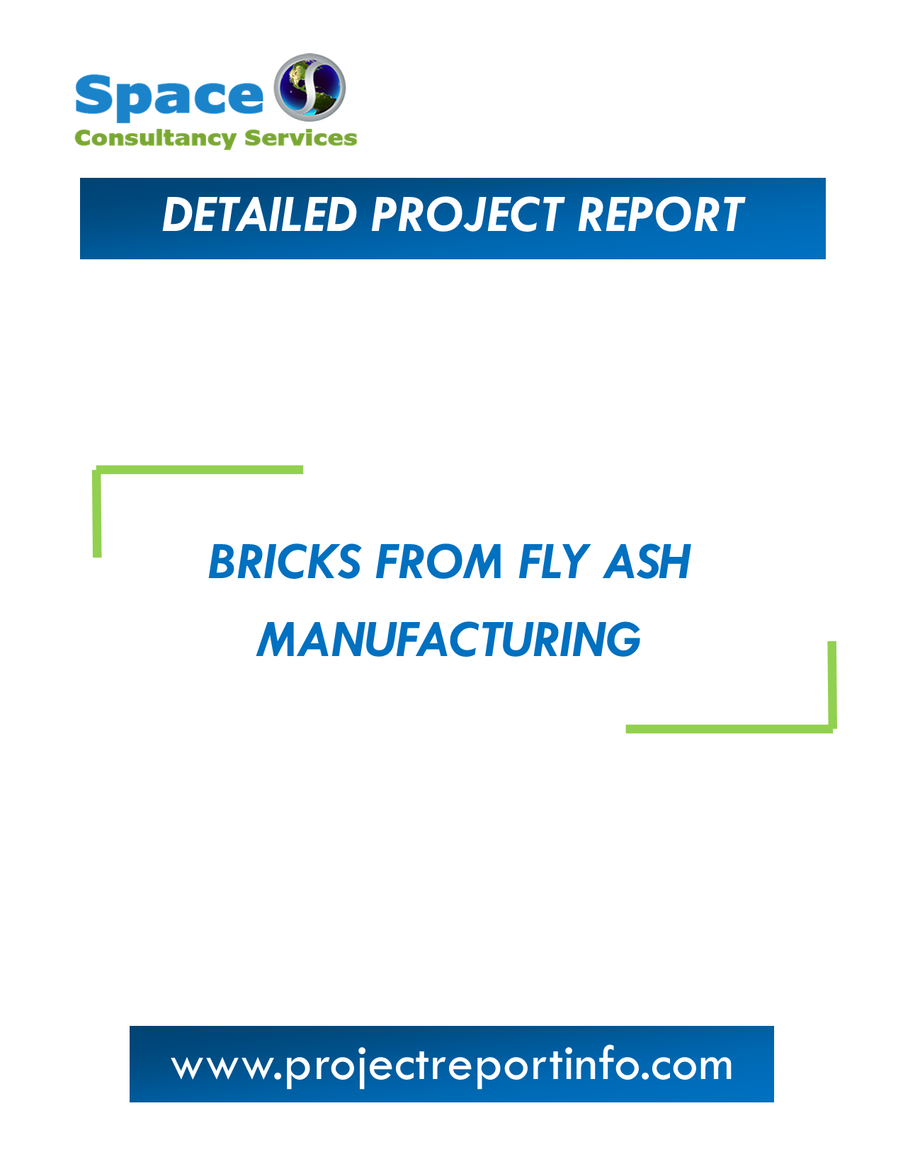 Project Report on Bricks from Fly Ash Manufacturing
