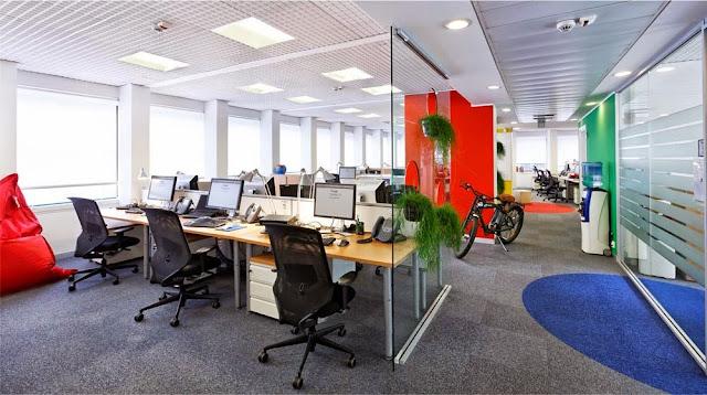 Memilih Perusahaan Interior Design Untuk Renovasi Kantor