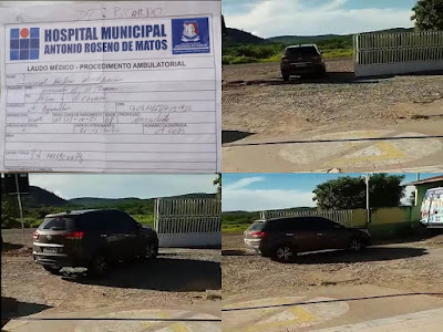 Antonina do Norte: Presidente da Câmara apresenta denúncia ao executivo sobre negligência de médico plantonista a paciente idoso e secretaria de saúde pune profissional.