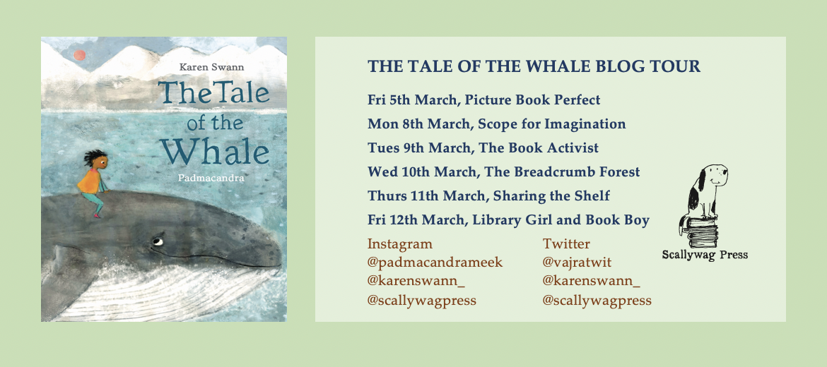 The Tale of the Whale Blog Tour