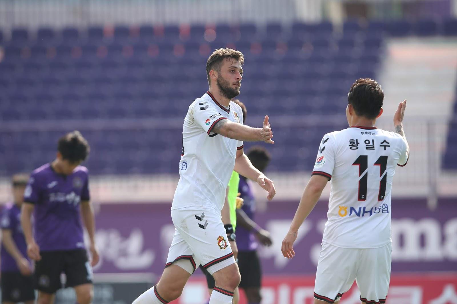 Preview-Suwon FC vs Gyeongnam FC