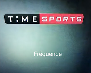 fréquence  TIME SPORT HD chaine d egypte