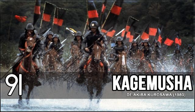91 - Kagemusha (Akira Kurosawa, 1980)