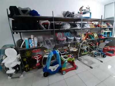 Lowongan Pekerjaan Dibutuhkan segera kurir untuk Jayden Rental Mainan Kudus yang beralamat di di Jl Bhakti 110 Kudus, Syarat :  1. Pria,usia 18-40th 2. Punya sim C 3. Jujur dan bertanggung jawab
