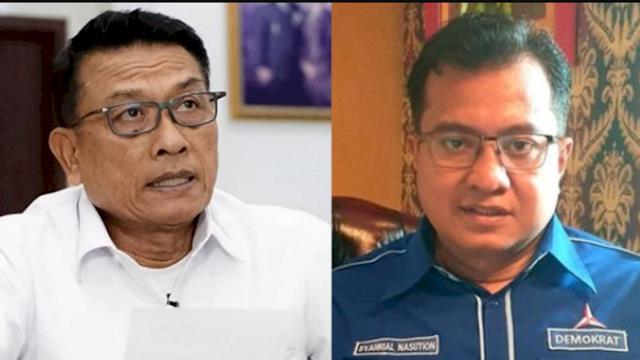 Tanggapi Moeldoko, Syahrial Nasution: Eks Tim Ahli KSP Bobol 30 Triliun Uang Jiwasraya