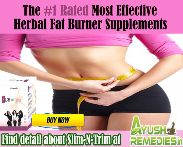 Effective Herbal Fat Burner Supplements