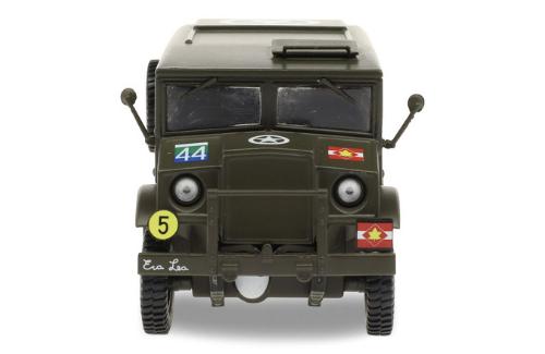 CHEVROLET C8A 1:43, voitures militaires de la seconde guerre mondiale