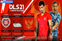 Download DLS 21 Timnas Indonesia Edition 2021 By Gila Game