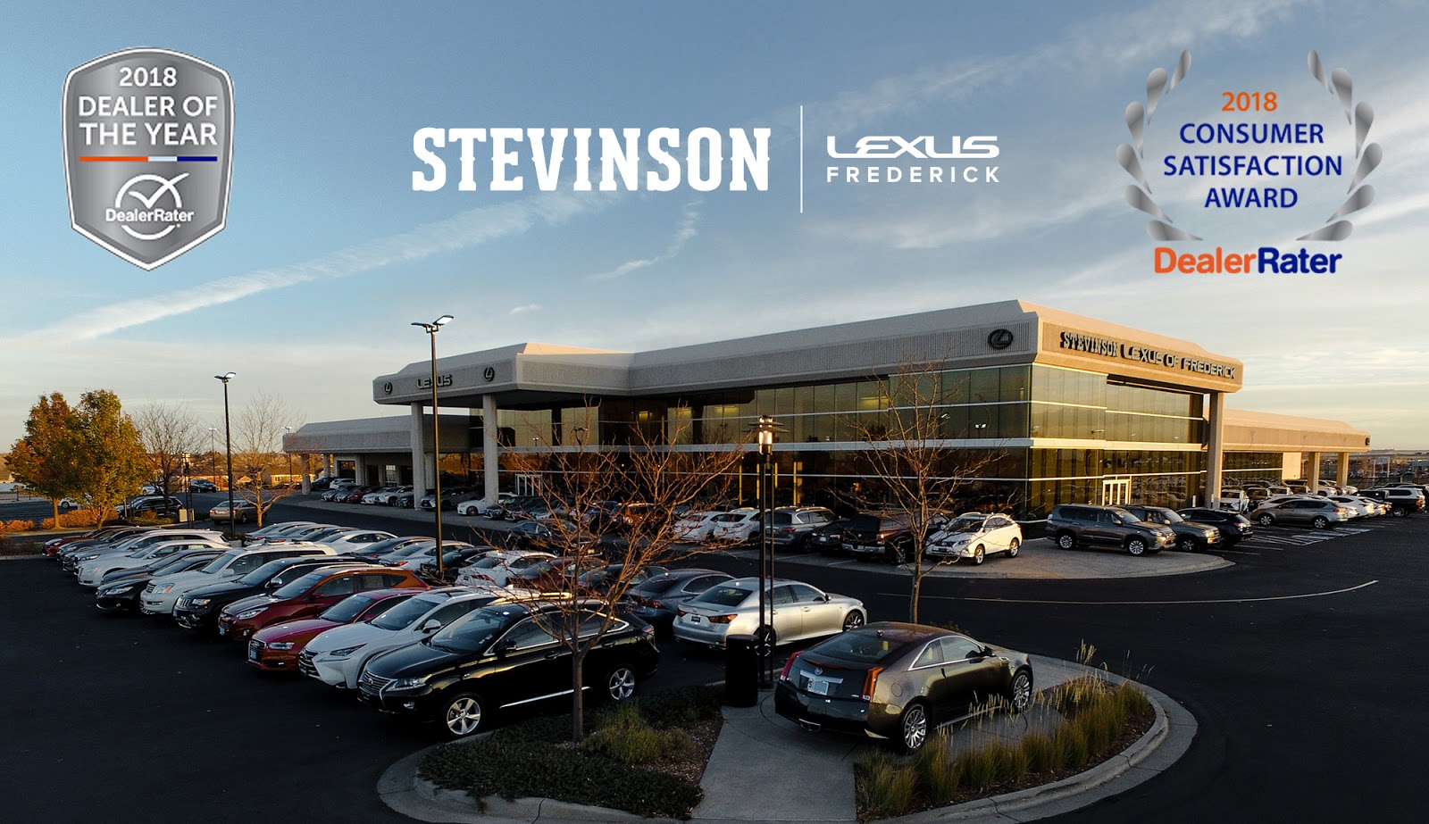 For More Information, To Schedule A Test Drive, Or To Contact Us Online  Visit Www.stevinsonlexusoffrederick.com, Give Us A Call At (303) 772 5999,  ...