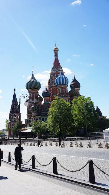 Изображение Собора Василия Блаженного с колокольней