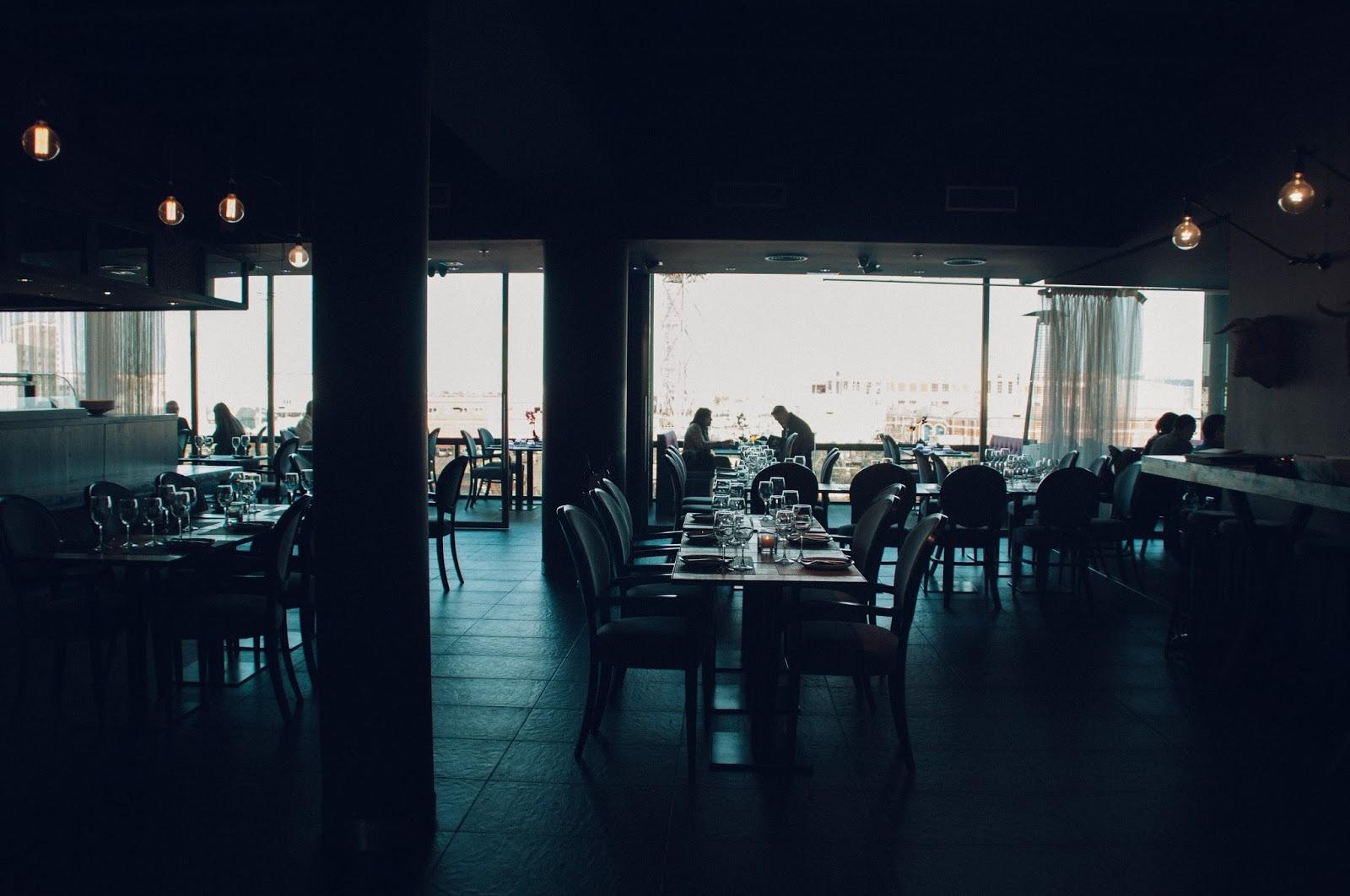 Restaurante Baritimo Maremagnum Barcelona