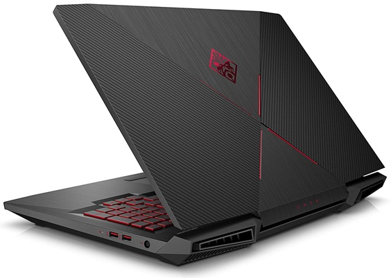 HP OMEN 17-an105ns: portátil gaming de 17.3'' con RAM de 32 GB y gráfica GeForce GTX 1070 de 8 GB