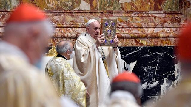 Πάσχα των Καθολικών: Ο Πάπας αναφέρθηκε στη δοκιμασία της πανδημίας